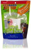 Redbarn Naturals Sweet Potato Filled Bone - Small (4.4 oz)