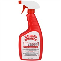 Nature's Miracle Advanced Stain & Odor Remover (24 oz)