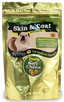 Naturvet Skin & Coat for Dogs (65 soft chew)