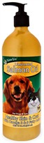 NaturVet Unscented Salmon Oil (17 fl oz)