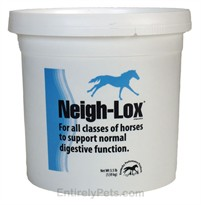 Neigh Lox Equine Antacid for HORSES (3.5 lbs)
