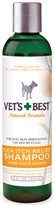 Vet's Best Oatmeal Flea Itch Relief Shampoo For Dogs (8 fl oz)
