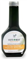 Vet's Best Vita-Derm Healthy Skin & Coat For Dogs (16 fl oz)