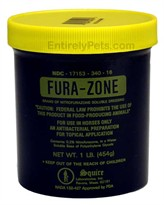 Nitrofurazone Soluble Dressing for HORSES (1 lb)