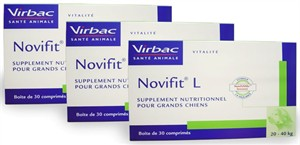 Novifit L - 3 PACK (90 Tablets) 400mg