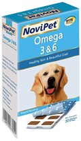 NoviPet Omega 3 and 6 Supplement for Dogs (30 Ct.)