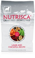 Dogswell NUTRISCA Lamb & Chickpea Dry Dog Food (28 lbs)