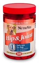 Nutri-Vet Hip & Joint for Dogs (300 Chews)