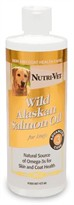 Nutri-Vet Wild Alaskan Salmon Oil for Dogs (8 oz)