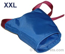 Nylon Dog Muzzles XXLarge