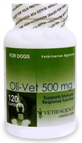 Oli-Vet Olive Leaf Extract 500 mg (120 tablets)