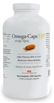 Omega-Caps HP Snip Tips for Medium & Large Breeds (250 Caps)