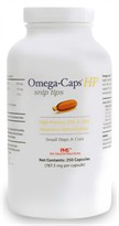 Omega-Caps HP Snip Tips for Small Dogs & Cats (250 Caps)