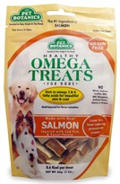 Pet Botanics Healthy Omega Treats - Wild Salmon (3 oz)