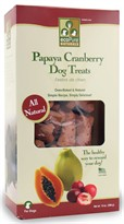 Ourpet's ecoPure Naturals Papaya Cranberry Dog Treats (14 oz)