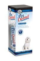 Four Paws Oral Hygiene Kit with Storage Container