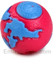 Orbee Tuff Ball Pink/Blue - MEDIUM