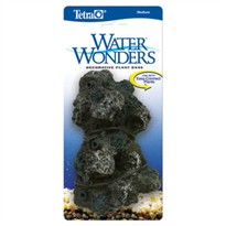 Water Wonders Coral Plant Base Blue (Med)