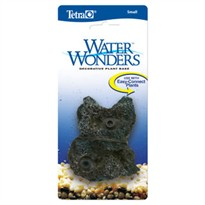 Water Wonders Coral Plant Base Blue (Small)