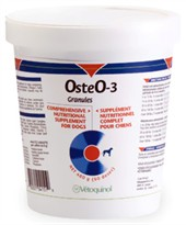 OsteO-3 Nutritional Supplement for Dogs (480 gm granules)