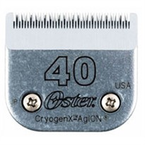 Oster Size 40 Cryogen-X Blade w/Agion Coating