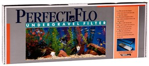"Perfect-A-Flo Undergravel Filter (36"" x 12"")"