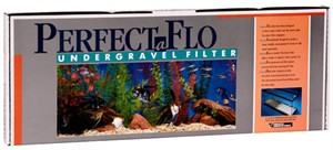 "Perfect-A-Flo Undergravel Filter (48"" x 13"")"