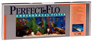 "Perfect-A-Flo Undergravel Filter (48"" x 18"")"