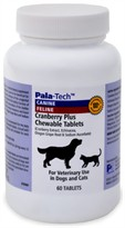 Pala-Tech Cranberry Plus Chewable Tablets (60 tabs)