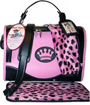 PET FLYS Paw Princess Carrier