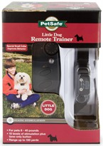 PetSafe Deluxe Remote Trainer - FOR LITTLE DOGS (8 to 40 lbs)