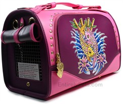 PET FLYS Forever Koi Pet Carrier  SMALL