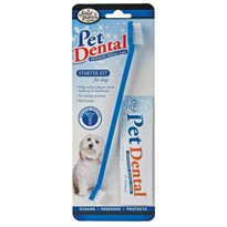 Four Paws Pet Dental Starter Kit for Dogs