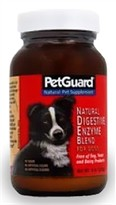PetGuard Natural Digestive Enzyme Blend for Dogs (4 oz)