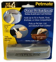 Petmate Pocket Pet Hair Roller