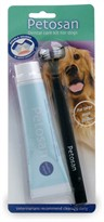 Petosan Dental Care Kit for Large Dogs