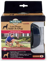 PetSafe Venture Series - Long Range Add-A-Dog Reciever