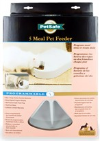 Petsafe 5 Meal Electronic Pet Feeder