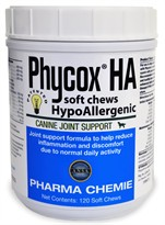Phycox HA (120 soft chews)