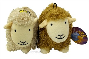 Pia Pets Curly Sheep