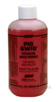 Pig Swig Piperazine Water Wormer (8 fl oz)