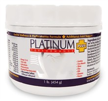 Platinum Performance Plus Canine - 1 lb