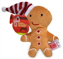 Dogit Luvz Christmas Plush Gingie