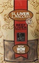 Premier Liver Biscotti Original Recipe - Bow Wow Bites (6.5 oz)