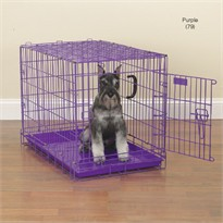 ProSelect Crates 36x23x26 Inch - Purple
