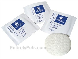 Pet Society Eye and Muzzle Cleansing Pads - 10 saches