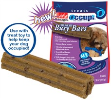 Petstages Occupi Crunchy Busy Bars - Medium/Large