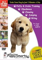 PuppySmarts 5 in 1 Set (DVD)