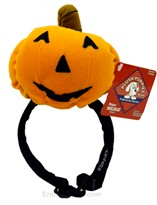Halloween Pumpkin Head Headband