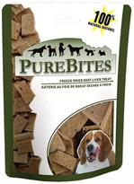 PureBites Beef Liver Dog Treat (8.8 oz)